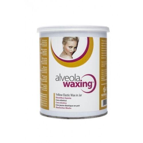 Alveola Waxing Elasztikus sárga konzervgyanta 800ml
